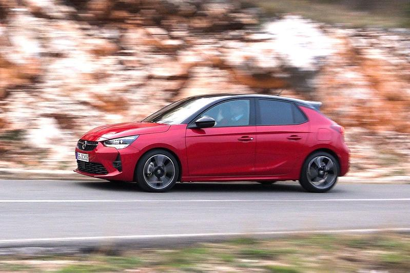 Opel Corsa - Rij-impressie