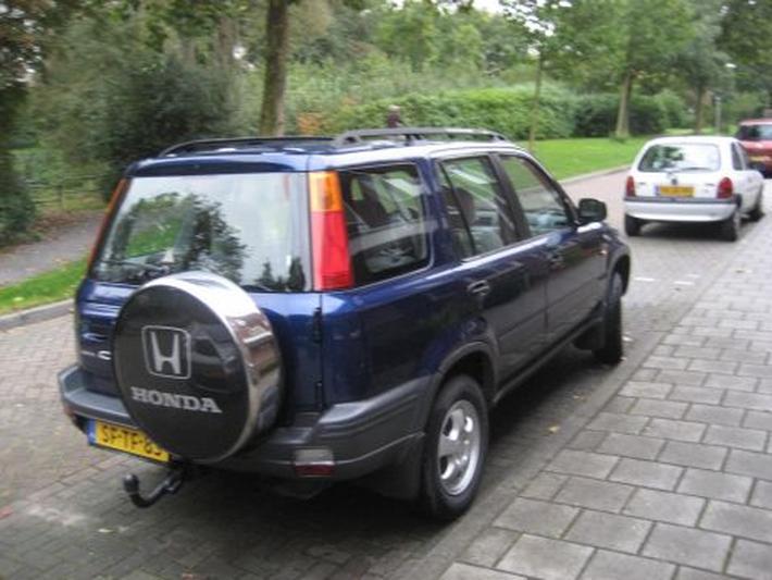 Honda CR-V 2.0i LS (1998)