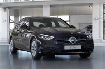 Mercedes-Benz C-klasse - Back to Basics