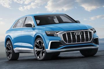 Audi presenteert Q8 Concept