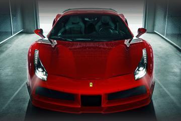 Novitec maakt handen vuil aan Ferrari 488