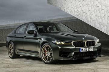 Gelekt: BMW M5 CS