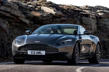 Slecht bewaard geheim: Aston Martin DB11