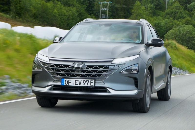 Hyundai Nexo – Rij-impressie
