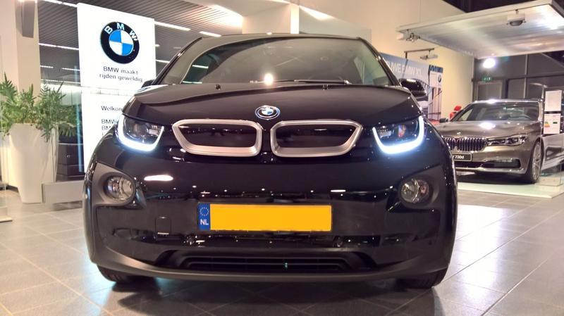 BMW i3 94Ah High Voltage Edition (2016)