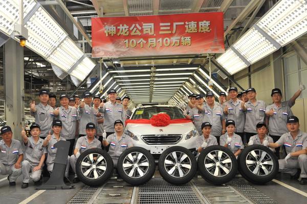 'Chinese auto-industrie zet zich schrap voor Coronavirus'