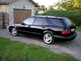 Saab 9-5 (2001)
