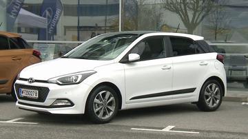 Hyundai i20 1.2 LP i-Drive Cool (2016)