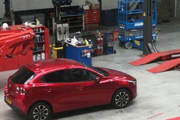Mazda 2 SkyActiv-G 90 GT-M (2019)