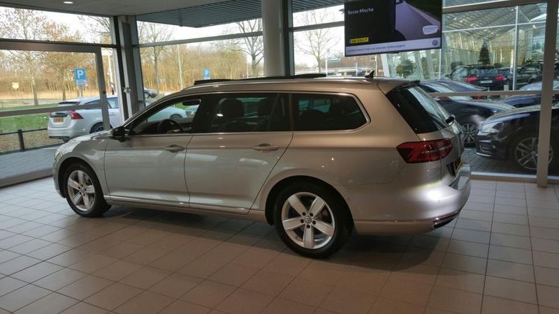 Volkswagen Passat Variant 1.4 TSI PHEV GTE Highline (2015)
