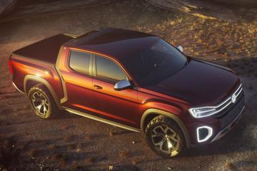 Jawel: Volkswagen Atlas Tanoak Concept