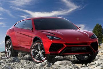 Lamborghini begint productie Urus in april