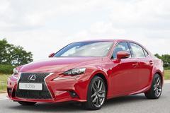 Lexus IS nu ook met 2,0-liter turbomotor