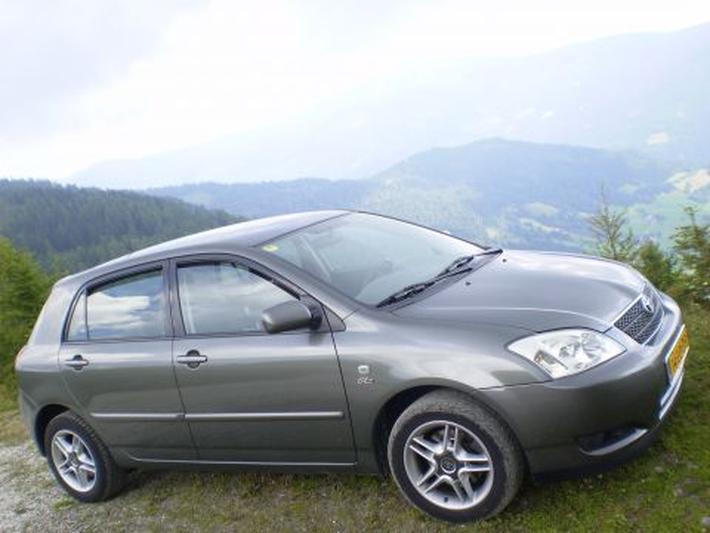 Toyota Corolla 2.0 D4-D 110 Linea Sol (2002)