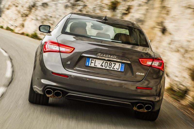 Maserati Ghibli, Levante en Quattroporte duurder