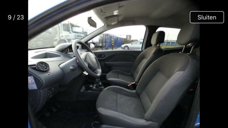 Renault Twingo 1.2 16V ECO2 Collection (2012)