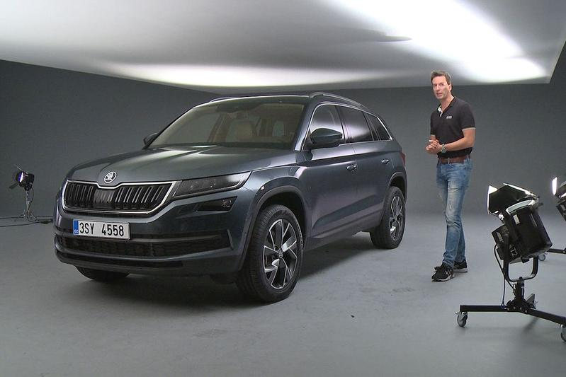 skoda kodiaq eerste kennismaking autonieuws. Black Bedroom Furniture Sets. Home Design Ideas