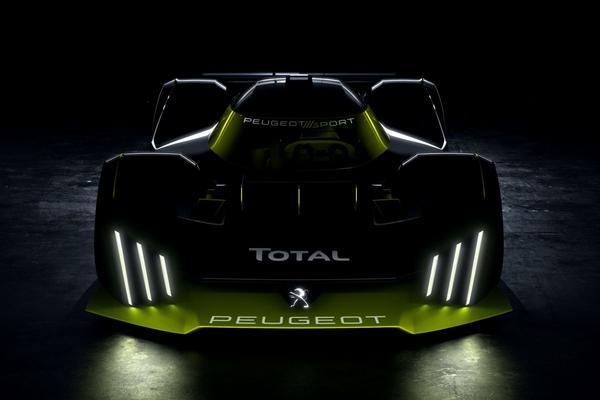 Peugeot met hypercar-prototype naar Le Mans