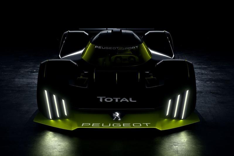 Peugeot Le Mans Hypercar LMH