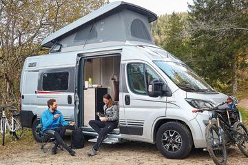 Bürstner lanceert nieuwe camperlijn Campeo