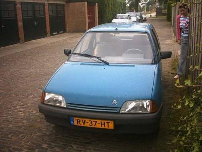Citroën AX 10 E (1987)