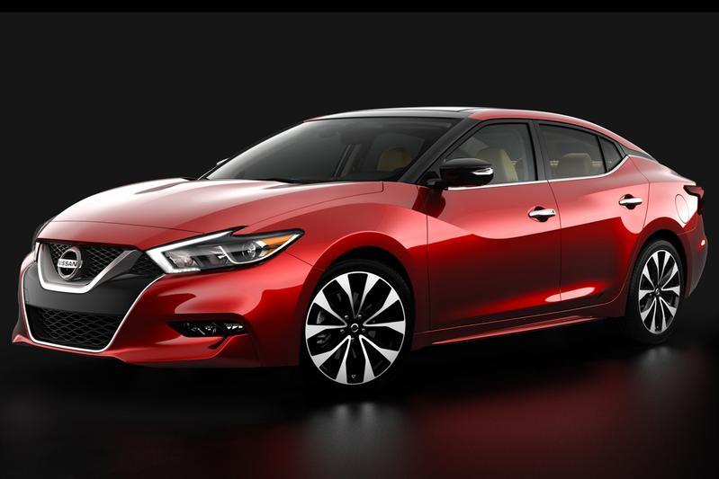 Nissan Maxima nu officieel in beeld