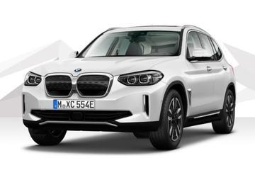 Back to Basics: BMW iX3