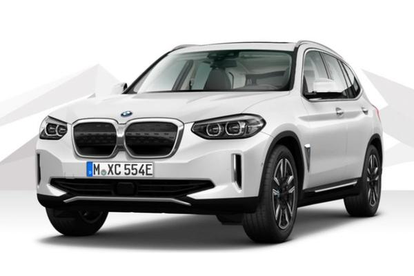 Back to Basics: BMW iX3