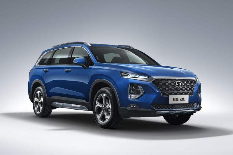 Hyundai Santa Fe China
