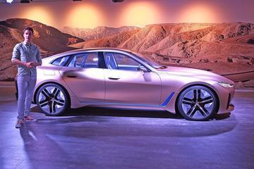 BMW Concept iX3 & Concept i4 - Eerste kennismaking