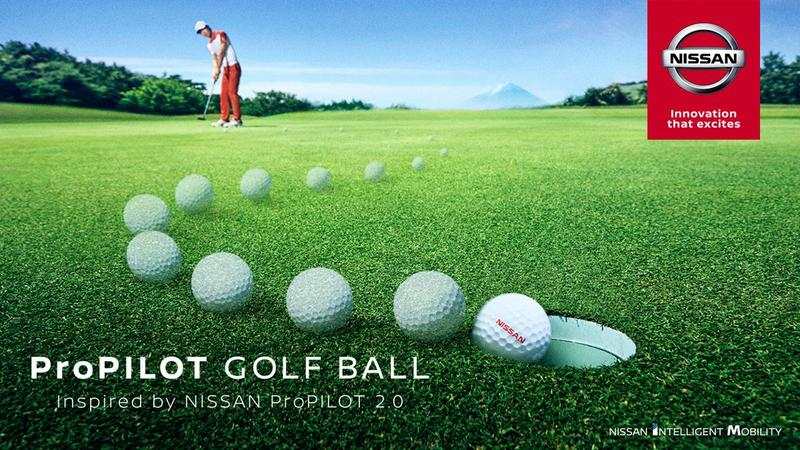 ProPilot Golfbal