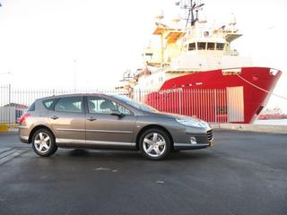Peugeot 407 SW GT 2.0 HDiF (2009)