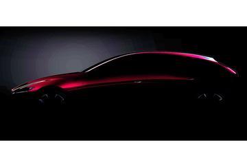 Mazda blikt vooruit op nieuwe 3!
