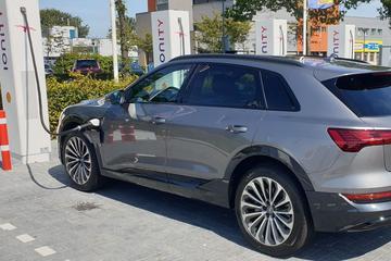 Audi e-tron 55 quattro (2019)