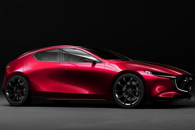 Mazda kondigt twee EV's aan