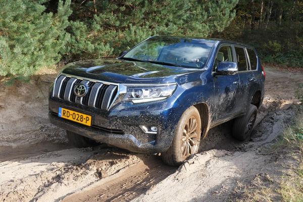 Video: Toyota Land Cruiser - Rij-impressie
