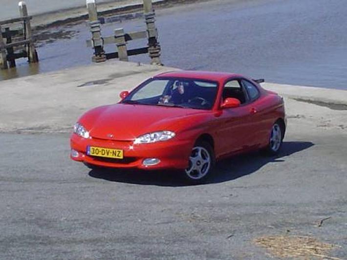 Hyundai Coupé 2.0i FX (1999)