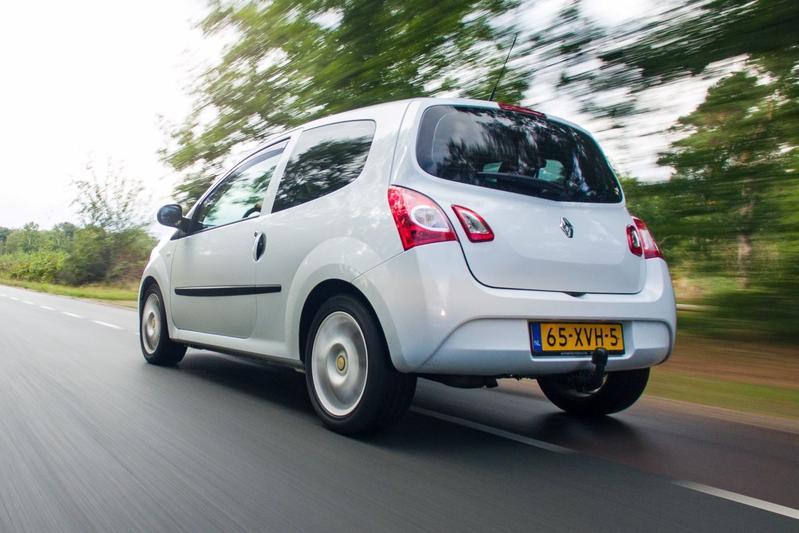 Renault Twingo 1.5 dCi - 2012 – 481.581 km - Klokje Rond