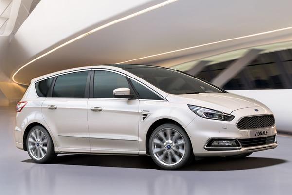 Ford moderniseert motoren S-Max en Galaxy