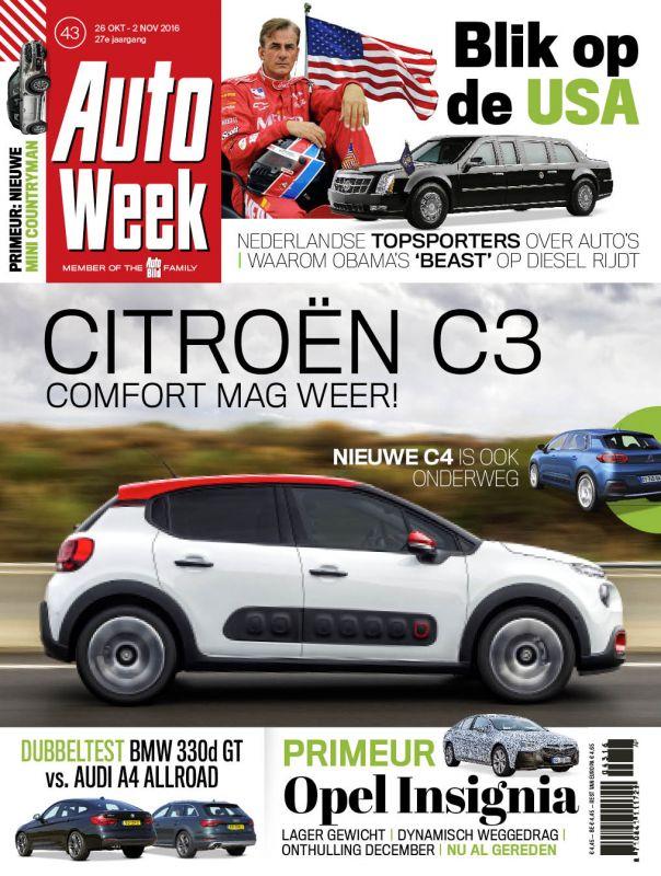 AutoWeek 43 2016