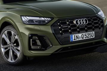 Audi Q5 Sportback laat binnenkort van zich horen