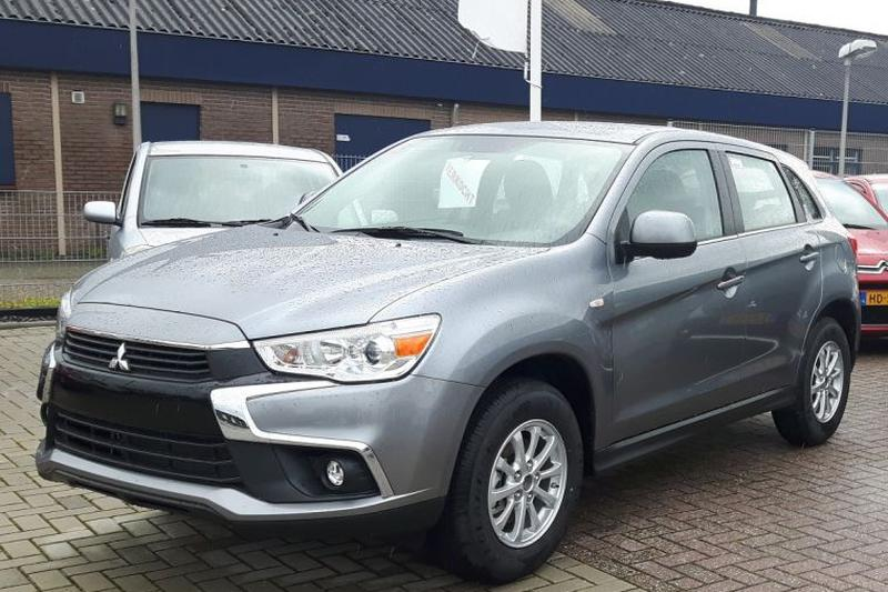 Mitsubishi ASX 1.6 ClearTec Bright (2017)