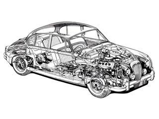 Doorzaag-zaterdag: Daimler 2.5 V8