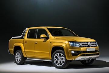 Volkswagen Amarok als Aventura Concept