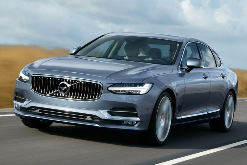 Volvo S90 T5 Inscription (2017)