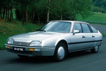 Citroën CX 25 TRD Limousine Turbo 2 (1988)