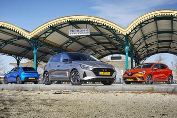 Test: Hyundai i20 - Peugeot 208 - Renault Clio