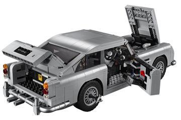 Lego-auto's