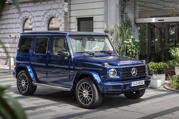 Mercedes-Benz G-klasse ook als 400d