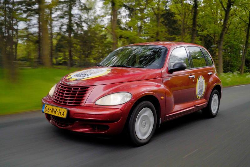 Barrelbrigade 2021 - Chrysler PT Cruiser - Klokje Rond-keuring